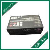 Boîte-cadeau grise de cadre de tiroir de panneau de qualité pour le grossiste