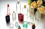 Frasco de vidro do perfume de vidro da fragrância do frasco do frasco de perfume