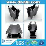 Profilo di alluminio della Tailandia per il portello scorrevole della stoffa per tendine della finestra