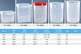 бутылка HDPE 300ml пластичная для упаковки еды