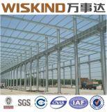 Estructura de acero de Weided para el edificio Structure-02