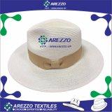 Sombrero de vaquero caliente de la paja del papel de la venta (AZ026A)