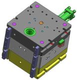 De snelle Vorm van het Prototype voor Motor Heatsink deel-W