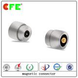 Conetores magnéticos redondos para finalidades cobrando