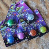 Gli accessori del collare dell'animale domestico di Multicolors delle modifiche di cane del messaggio, inseguono la modifica di nome