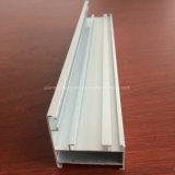 Quadrat, rundes, unterschiedliches Aluminiumlegierung-Strangpresßling-Profil für Tür und Fenster-Gefäß 113