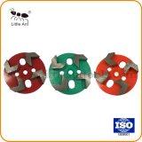 4 Сегменты алмазные шлифовальные инструмента пластины на бетонный пол полировка