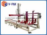 Полностью автоматическая Укладка на поддоны машина для упаковки для напитков (V-PAK WJ-SMD-20)