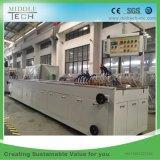 Plafond de PVC en plastique panneau mural/Conseil de l'Extrusion de Profil de ligne de production