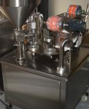 Автоматическое заполнение чашки вращающегося сита и герметичность Capping машины