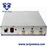 携帯電話GPS WiFi VHF UHFの強力な8本のアンテナ妨害機