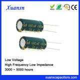 De hete Hoge Frequentie van de Condensator van de Verkoop 680UF 16V Elektrolytische