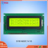16X02c1V10 LCD vertoning 1602 LCD van de MAÏSKOLF van het Karakter van de Raad van de Vertoning