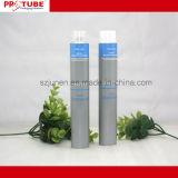 Алюминий косметической упаковки труб для волос цвета сливок