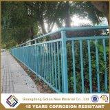 아파트를 위한 호화스러운 옥외 강철 관 갑판 가로장 손잡이지주 또는 정원 또는 야드