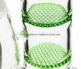 De Waterpijp van het Glas van de gunst met 50mm Buis Dia