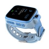 방수 추적자 손목 시계가 지능적인 시계 아이들 Q400 모니터에 의하여 GPS