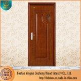 Desheng les portes en PVC de bord de la Chine les prix porte en bois
