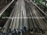 La aduana clasifica 1inch tubo inoxidable del tubo de acero de 3 pulgadas