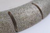 Высокое качество l колесо диаманта профиля гальванизируя для мраморный камня