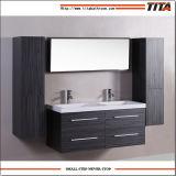 Antike Badezimmer-Eitelkeits-Schrank-Möbel mit Spiegel