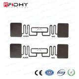 최고 제안 수동적인 인쇄할 수 있는 915MHz 외국인 H3 UHF RFID 꼬리표