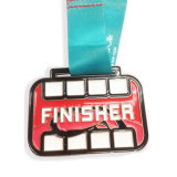 Подгонянное цветастое медаль логоса Fest тыквы PVC