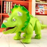 昇進のための子供の3角状の恐竜の電気おもちゃ