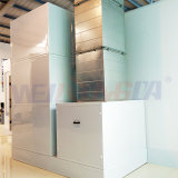 Wld8200 cabine quente da pintura do carro/SUV em Italy