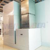 Wld8200 cabine chaude de peinture du véhicule/SUV en Italie