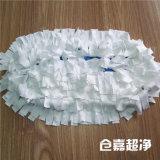 [كلنرووم] [ميكروفيبر] قماش أبيض تنظيف ممسحة