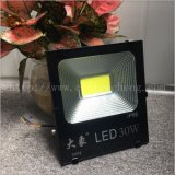 Белый цвет 120*90*85мм 85-265В переменного тока 10W Прожектор светодиодный светильник для использования вне помещений лампы освещения для установки вне помещений