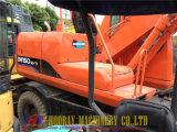 Excavador usado 150W-7, excavador caliente usado 150W-7 de la rueda de Doosan de la rueda