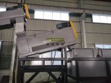 constructeurs en plastique de machine à laver de rebut pour des sacs de film de LDPE de HDPE
