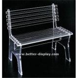 명확한 아크릴 플라스틱 접는 의자