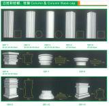 Profil de cornière de fléau/base/chapeau de moulages de mur extérieur d'ENV