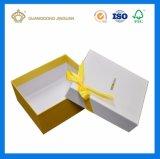 Подарочная коробка для хранения бумаги с принадлежностями