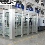 Sunswellの製造業者によって炭酸塩化される飲み物のブロアの注入口のふた締め機
