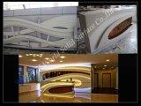 Lumière LED acrylique comptoir de réception de l'hôtel Tw-Acra-0031
