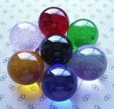 De decoratieve In het groot K9 Lichte Kristallen bol van de Parel van het Kristal