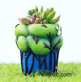 Creatieve Mini Succulente Potten DIY voor Uw Huizen Thetics van het Huis