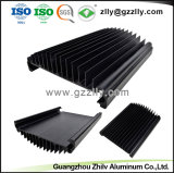 Настраиваемые High-Quality 6063 сплав алюминиевый профиль с Anodizing и обработки