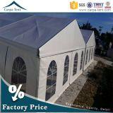 Fête de mariage 200 places pour la vente de tentes de l'Église 10*20 mètre
