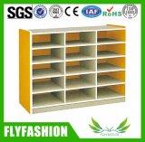 Module en bois de livre de bibliothèque d'étagère de bibliothèque d'enfants à vendre (SF-99C)