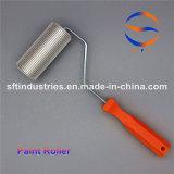 herramientas de aluminio de los rodillos de pintura de los rodillos de la paleta del diámetro de 47m m FRP