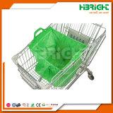 Supermarkt-Laufkatze-mehrfachverwendbare Polyester-Einkaufstasche
