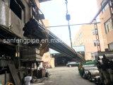 Tubulação soldada lustrada inoxidável da indústria de aço