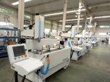CNC van het Profiel van het aluminium Dubbele Hoofd Scherpe Machine