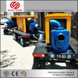 Bison (China) de 4 pulgadas de bomba de Diesel, bomba de agua de diesel de 4 pulgadas para la granja