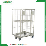 Wire Mesh Logistic STORAGE roll container